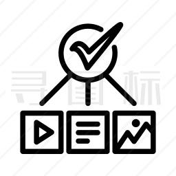 内容管理图标