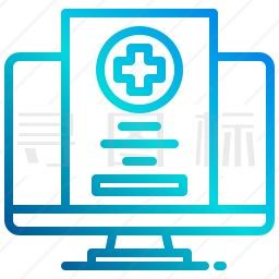 医疗网站图标