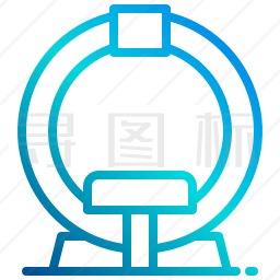 计算机断层扫描图标