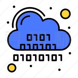 二进制代码图标