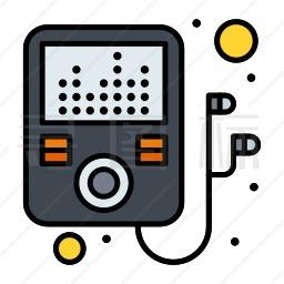 MP3图标