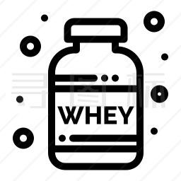 乳清蛋白图标