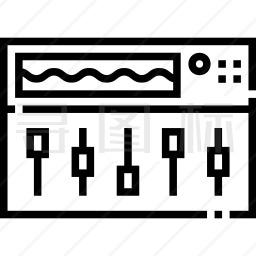 调音台图标