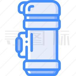 热水杯图标