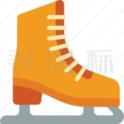 溜冰鞋图标
