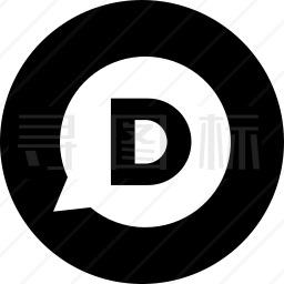 社交标志图标