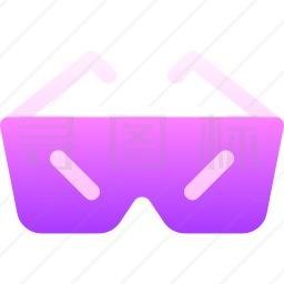 护目镜图标