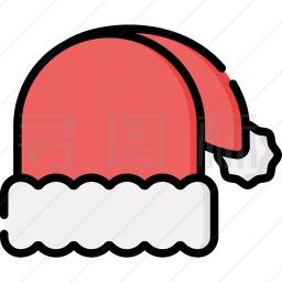 圣诞帽图标
