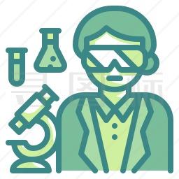 实验室技术员图标