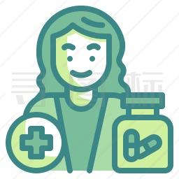 药剂师图标