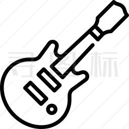 电吉他图标