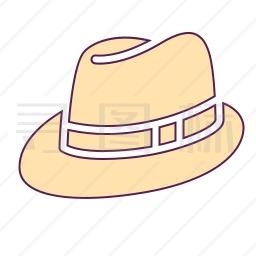 鸭舌帽图标