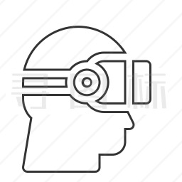 VR设备图标