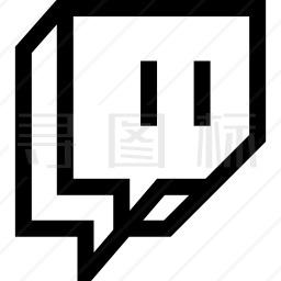 Twitch图标