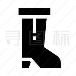 长筒靴图标