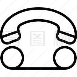 语音信箱图标