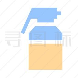 喷水壶图标