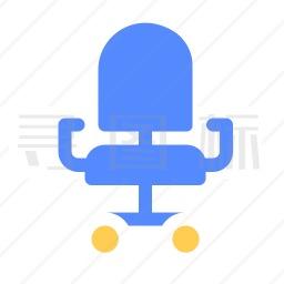 办公椅图标