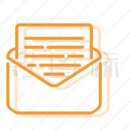 发邮件图标