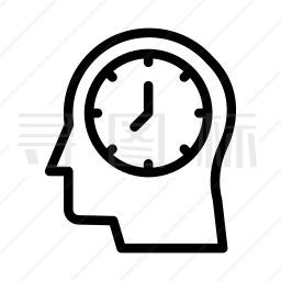 时间管理图标