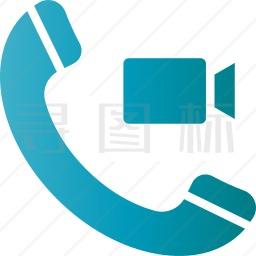 视频通话图标