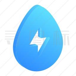 水电缴费图标