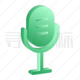 语音助手图标