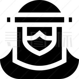 防护服图标