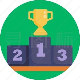 体育奖杯图标