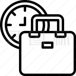 公文包图标
