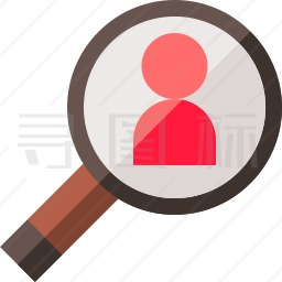 用户搜索图标