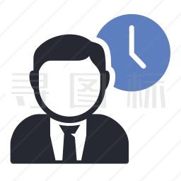 办公时间图标