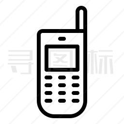 手提电话图标