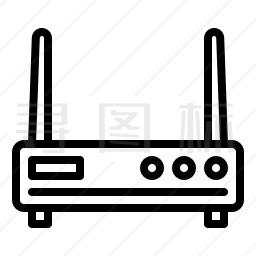 无线路由器图标