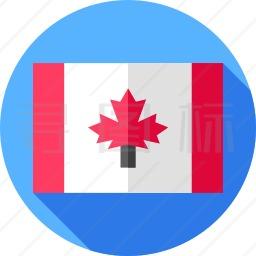 加拿大图标
