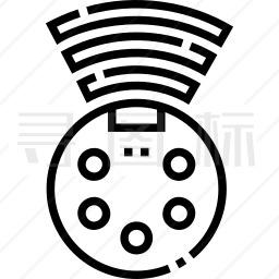 遥控器图标