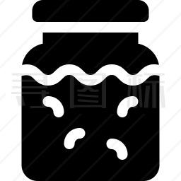 燕麦卷图标