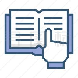 阅读本书图标