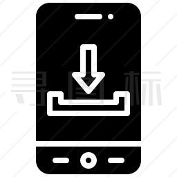 手机下载图标