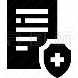 保险单图标