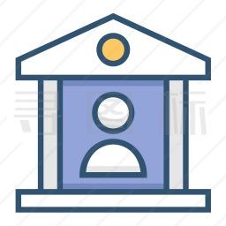 银行账户图标