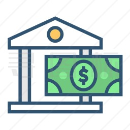 银行转帐图标