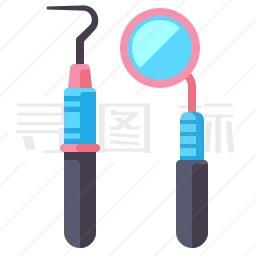 牙科工具图标