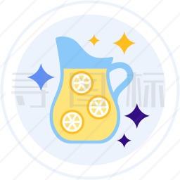 柠檬水图标