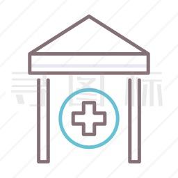 医疗站图标