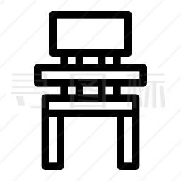宝宝椅图标