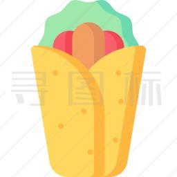 玉米煎饼图标