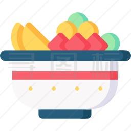水果碗图标