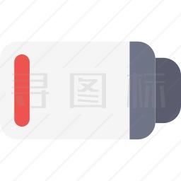 低电量电池图标