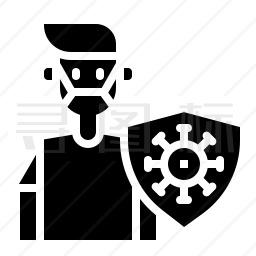 病毒防护图标